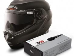 Choisir un casque de moto modulable bluetooth