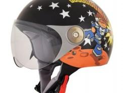 Choisir un casque jet enfant