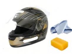 Comment nettoyer un casque de moto ?